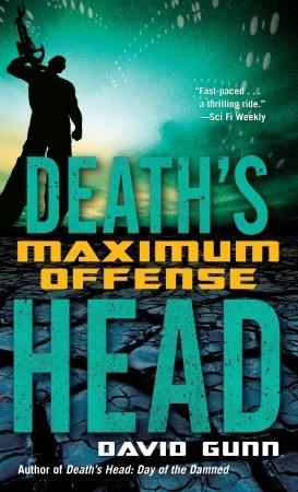 Deaths Head  Maximum Offense David Gunn