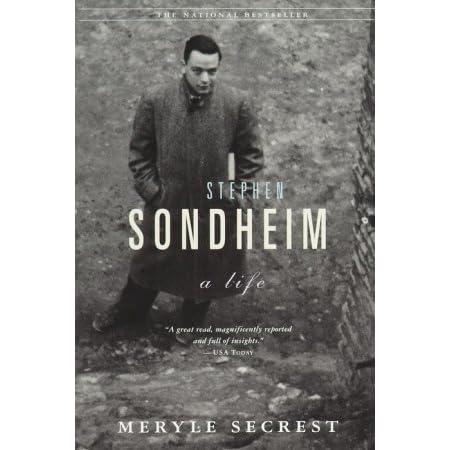A biography of stephen sondheim an artist
