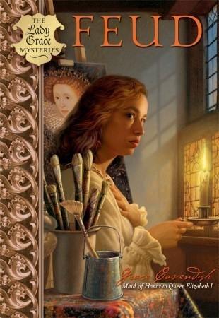 Feud (Lady Grace Mysteries, #6)  by  Grace Cavendish