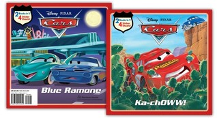Ka-Choww! & Blue Ramone Walt Disney Company