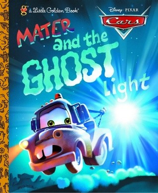 Mater and the Ghost Light Andrea Posner-Sanchez
