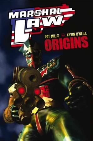 Marshal Law: ORIGINS Pat Mills