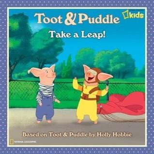 Take a Leap! Laura F. Marsh