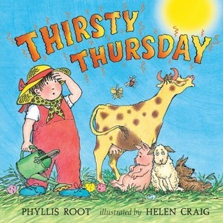 Thirsty Thursday Phyllis Root