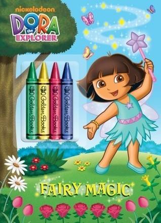 Fairy Magic Golden Books