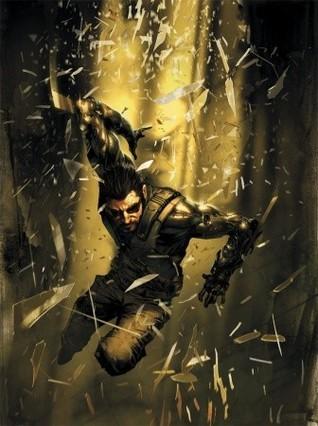 Deus Ex  by  Robbie Morrison
