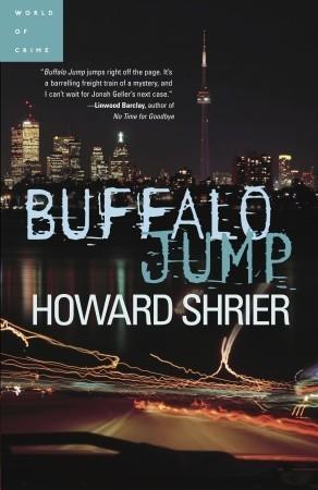 Buffalo Jump (Jonah Geller #1)  by  Howard Shrier