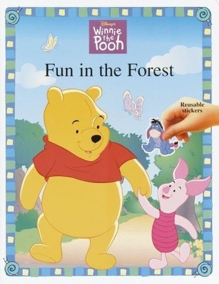 Fun in the Forest: Reusable Sticker Book  by  Walt Disney Company