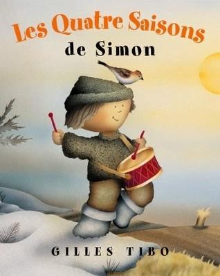 Les Quatre Saisons de Simon Gilles Tibo