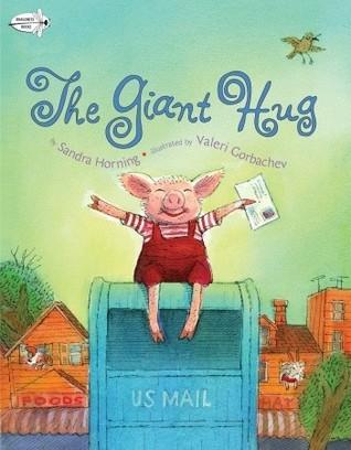 The Giant Hug Sandra Horning