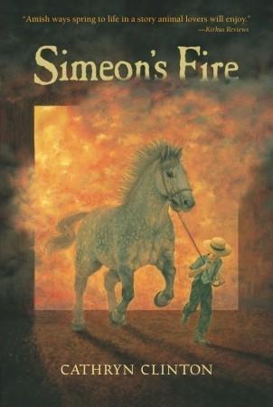 Simeons Fire Cathryn Clinton