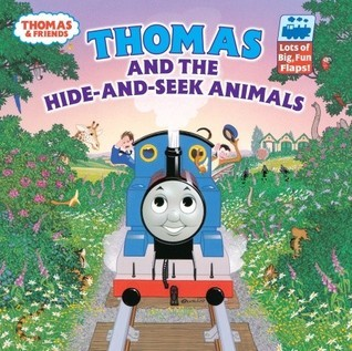 Thomas and the Hide and Seek Animals  by  Wilbert Awdry