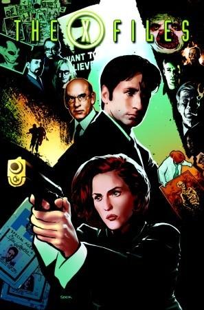 The X-Files #1 Frank Spotnitz