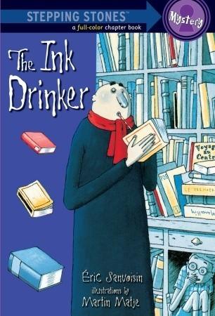 The Ink Drinker  by  Eric Sanvoisin