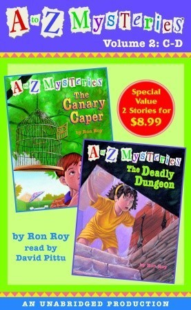 A to Z Mysteries: C-D Ron Roy