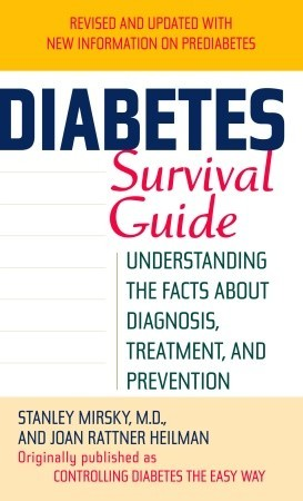 Diabetes  Controlling It The Easy Way  by  Stanley Mirsky