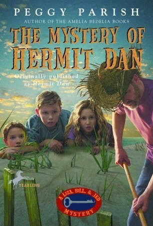The Mystery of Hermit Dan  by  Peggy Parish