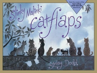 Slinky Malinki Catflaps Lynley Dodd
