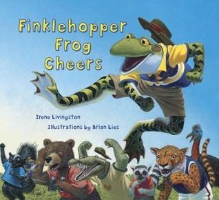 Finklehopper Frog Cheers Irene Livingston