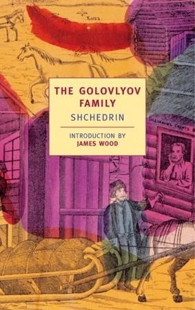 A Family of Noblemen  by  Mikhail Saltykov-Shchedrin