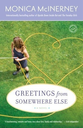 Greetings from Somewhere Else  by  Monica McInerney