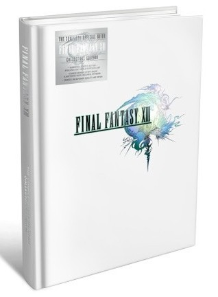 Final Fantasy XIII: Complete Official Guide - Collectors Edition Piggyback