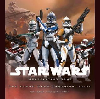 The Clone Wars Campaign Guide  by  Rodney Thompson