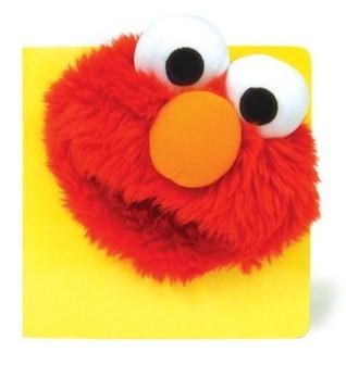 Furry Faces: Elmo!  by  Constance Allen
