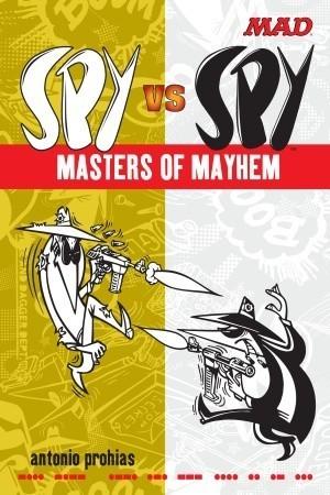 Spy vs Spy Masters of Mayhem Antonio Prohias