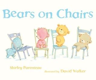 Bears on Chairs Shirley Parenteau
