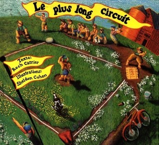 Le plus long circuit  by  Roch Carrier