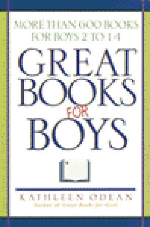 Great Books for Boys Kathleen Odean