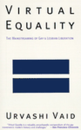 Virtual Equality: The Mainstreaming of Gay and Lesbian Liberation  by  Urvashi Vaid