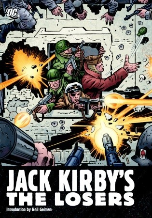 The Losers Jack Kirby