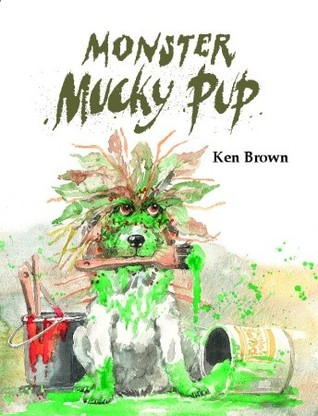 Monster Mucky Pup Ken Brown