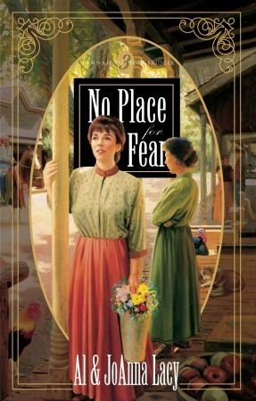 No Place for Fear (Hannah of Fort Bridger #3)  by  Al Lacy
