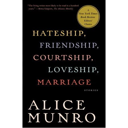 Review of Alice Munro's Runaway