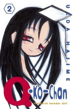 Q-Ko-Chan 2: The Earth Invader Girl (Q-Ko-Chan: The Earth Invader Girl, #2)  by  Hajime Ueda