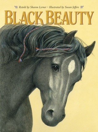 Black Beauty  by  Sharon Lerner