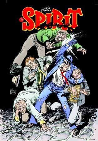 The Spirit, Vol. 4  by  Sergio Aragonés