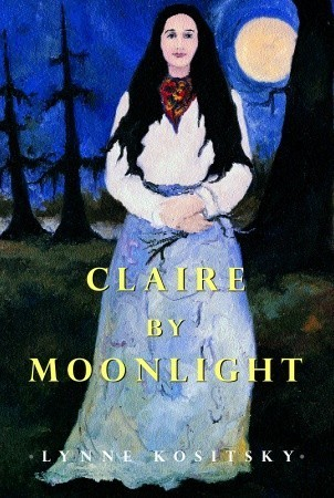 Claire  by  Moonlight by Lynne Kositsky