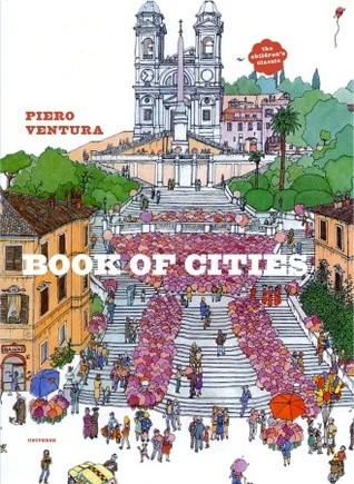Book of Cities  by  Piero Ventura