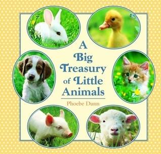 Big Treasury of Little Animals  by  Phoebe Dunn