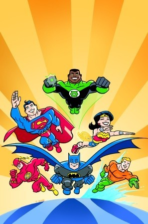 DC Super Friends: For Justice! Sholly Fisch