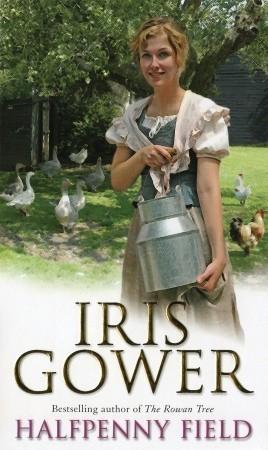 Halfpenny Field Iris Gower