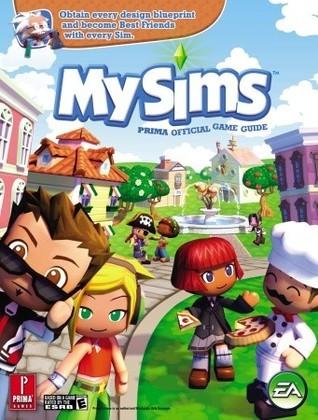 MySims: Prima Official Game Guide Dan Birlew