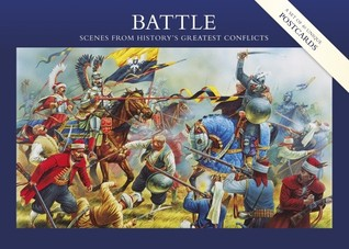 Battle: A Postcard Collection: Scenes from historys greatest conflicts Osprey Publishing