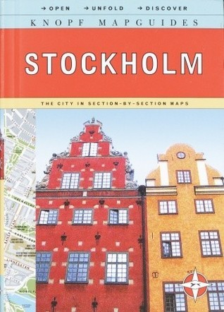 Knopf MapGuide: Stockholm (Knopf Mapguides) Alfred A. Knopf Publishing Company, Inc.