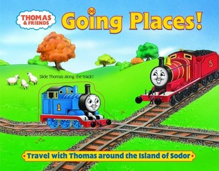 Going Places!  by  Wilbert Awdry