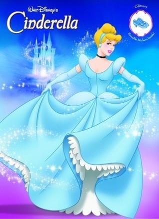 Cinderella (Reusable Sticker Book)  by  Walt Disney Company
